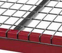 "48"" D x 58"" W GALVA-DECK™ Wire Mesh Deck 2,500 Lbs. UDL"