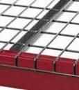 "42"" D x 46"" W GALVA-DECK™ Wire Mesh Deck 2,500 Lbs. UDL"