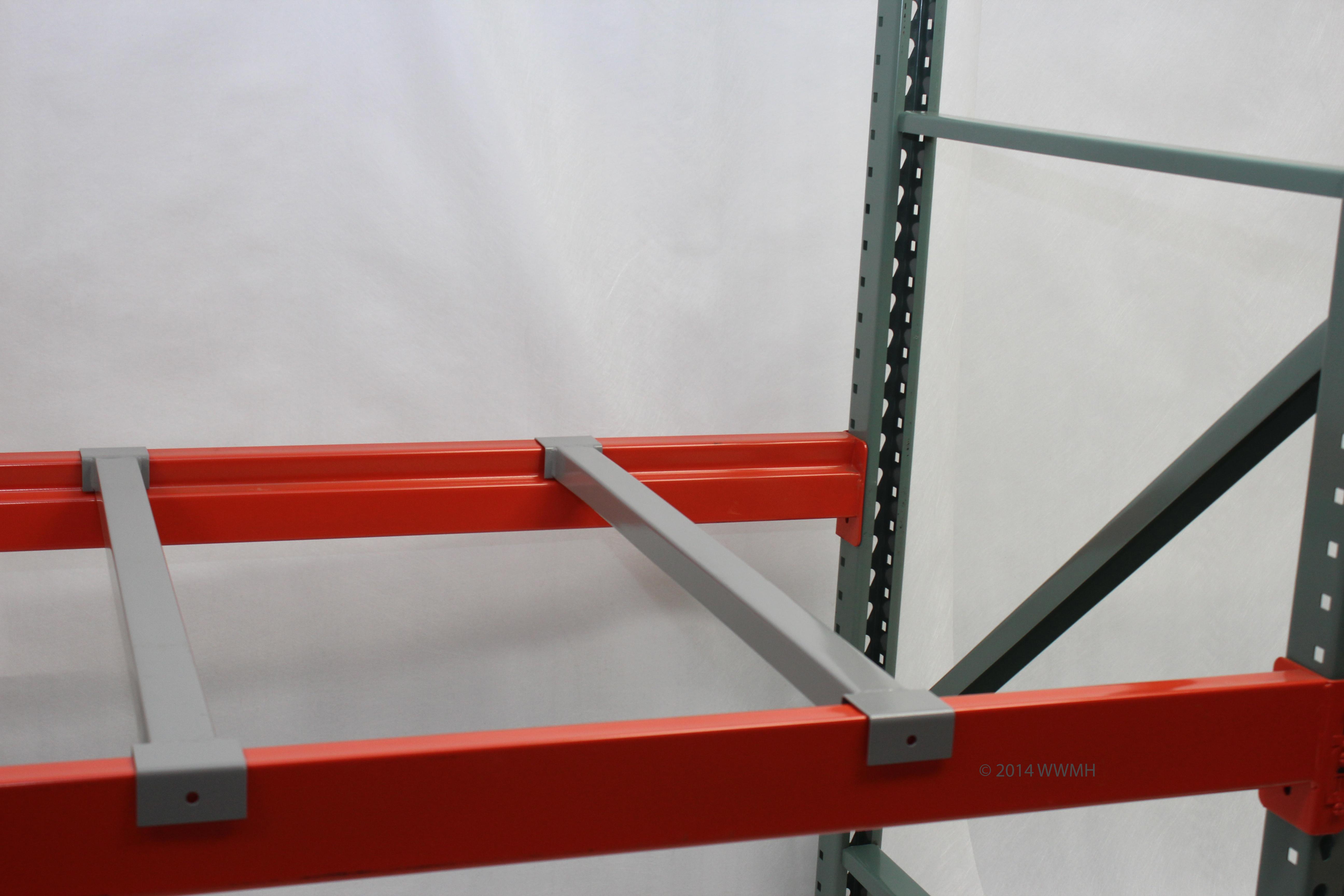 "42"" D - Structural Pallet Support"