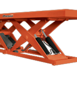 "Presto Lifts Tandem Scissor Lift X4.5W60T Wide Base Series - 60"" Travel - 8000 Capacity"