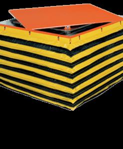 "Presto Lifts Turntable Lift AXR10-3648 AXR10 Series - 1000 Lbs. Capacity 48"" x 48"" Platform"