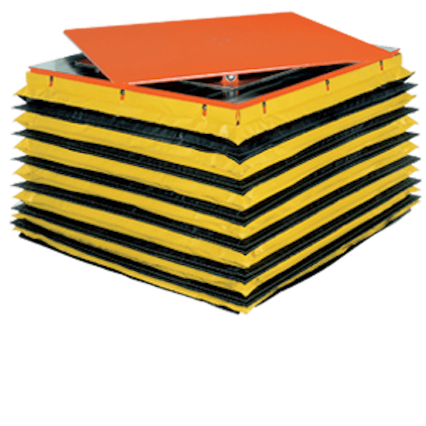 Presto Lifts Turntable Lift AXR10-3648 AXR10 Series – 1000 Lbs