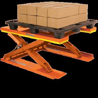 Presto Lifts U-Lift Roll-In Leveler