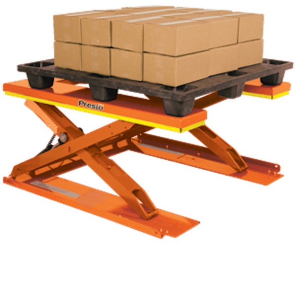 Presto Lifts U-Lift Roll-In Leveler 1