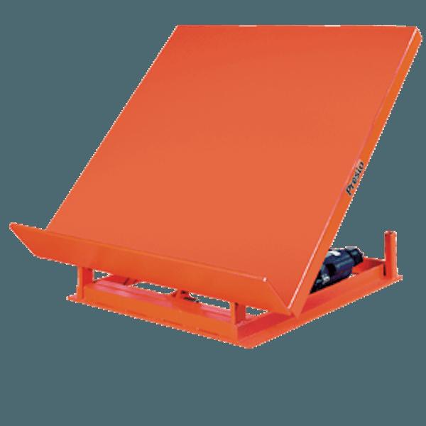 Presto Lifts Wide Base Tilt Table WT30/45-40 WT30/45 Series – 4000 Lbs