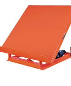 Presto Lifts Wide Base Tilt Table WT90-40 WT90 Series - 4000 Lbs. Capacity 90° Tilt