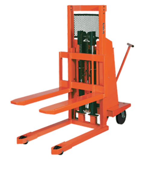 Presto Lifts Work Positioner WPS4248-20 WPS42 Series Straddle 42″ I.D. Raised Height 48″ – 2000 Lbs