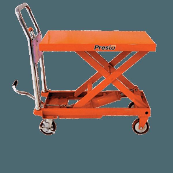 Prest Lifts Manual Foot Pump Portable Lift XP24-10 – XP24 Series – 24″ Travel – 1000 Lbs