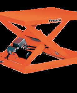 "Presto Lifts Light-Duty Electric Scissor Lift Table WXS24-10 - WXS24 Series - 24"" Travel - 36""W x 36""L Platform - 1000 Lbs. Capacity"