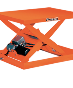 "Presto Lifts Light-Duty Electric Scissor Lift Table WXS36-15 - WXS36 Series - 36"" Travel - 36""W x 48""L Platform - 1500 Lbs. Capacity"