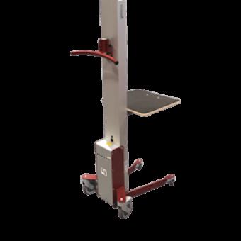"LiftStik™ Compact Transporter Powered Lift 17 ¾"" W x 15 ¾"" L"
