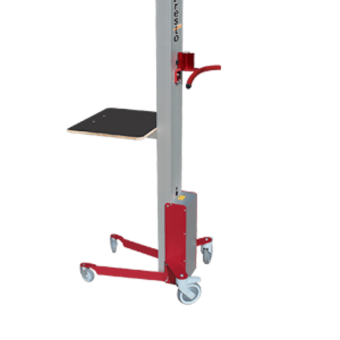 """LiftStik™ Compact Transporter Powered Lift 19 ½"""" W x 19 ½"""" D 2"""