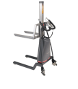 "Presto Lifts LiftStik™ Standard Transporter Powered 23 ½"" W x 18 ½"" L Raised Height 65″ 220 Lbs"