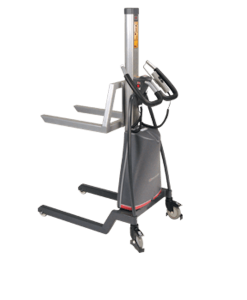 "Presto Lifts LiftStik™ Standard Transporter Powered 23 ½"" W x 18 ½"" L Raised Height 65"" 220 Lbs. Capacity"
