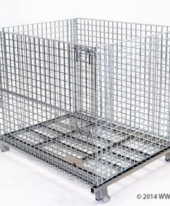 "Senior Wire Basket - 40"" D x 48"" W x 36"" H"