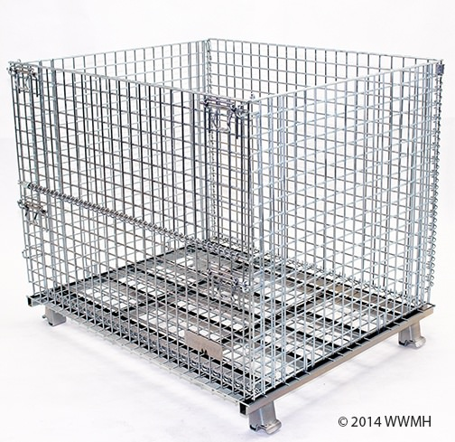 Senior Wire Basket – 40″ D x 48″ W x 36″ H 1