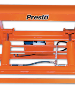 "Presto Lifts Hydraulic Wide Base Lift Tables X4W Series - 36"" Travel - 2000 Lbs. Capacity"