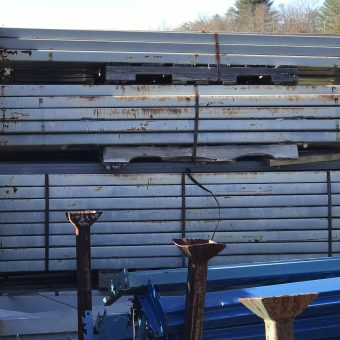 Keystone Pallet Rack Beam