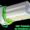 HyLite-Arc-Cob-Bulb,-100W,-Rotateable-Base