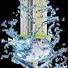 HyLite Arc-Cob Bulb, 20W, with Water Splash