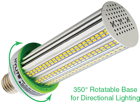 hylite led arc cob bulb e39 base 40w 250w t p supply company
