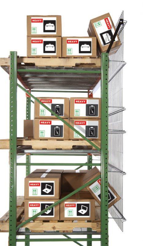 6″ Eye Bolts for Aisle Sheild Panels 1