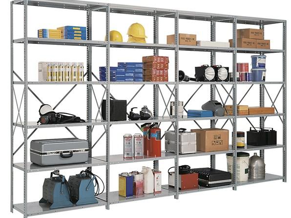 Penco Products Open Clipper Basic Unit 87″ H x 36″ W x 12″ D 600 Lbs