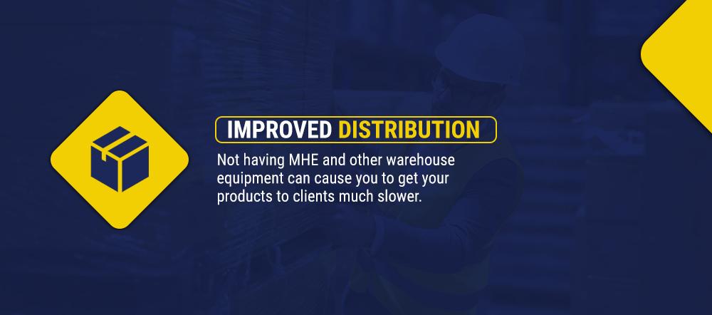 Improved Distribution